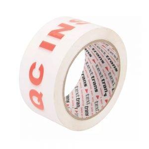 Pacplus Q C INSPECTED Tape