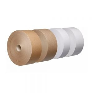 Xtegra Tegrabond Reinforced Water Activated Tape, 48mm x 100mtr,reinforced brown, (Guide Clothing)
