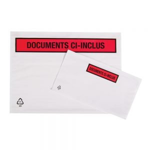 Tenzalopes A4 French Documents Enclosed Wallets