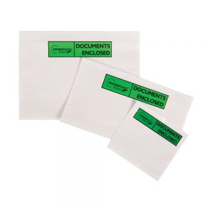 Tenzalopes Green A4 Documents Enclosed Wallets