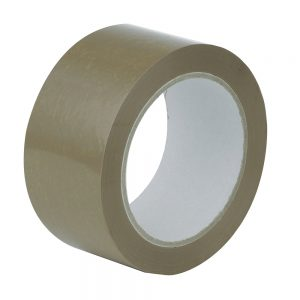 Pacplus 18mm x 66mtr Clear Tape