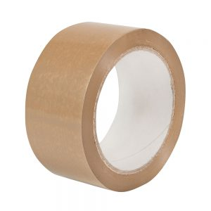 Pacplus 48mm Buff Vinyl Tape