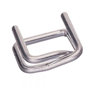 Safeguard 32mm Galvanised Buckles
