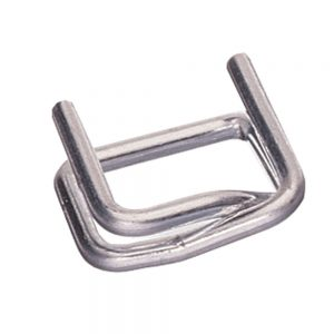 Safeguard 13mm Galvanised Buckles