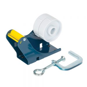 Pacplus Bench Clamp Dual Tape Dispenser