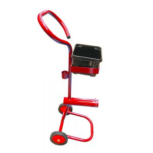 Safeguard Corded PET Strap Dispenser Trolley