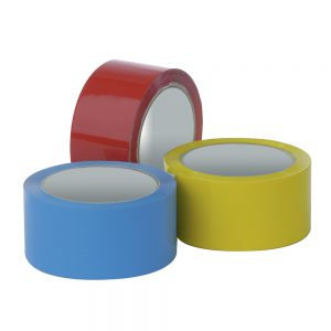 Pacplus 50mm Dark Blue Vinyl Tape