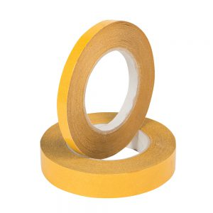 Pacplus Hotmelt 12mm Double Sided Tape