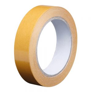 Pacplus Solvent 25mm Double Sided Tape