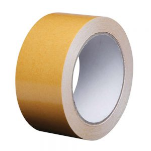 Pacplus Solvent 50mm Double Sided Tape
