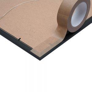 Pacplus 25mm Kraft Tape