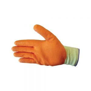 Transpal Anti-slip Cotton Gloves, Medium