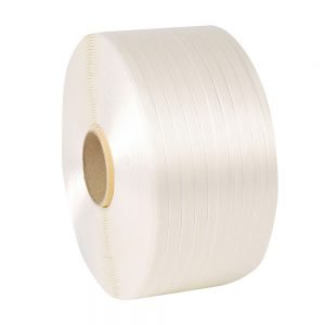 Safeguard 25mm Hotmelt Cord Strap, 500mtr