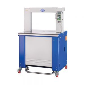 Optimax 5mm Automatic Strapper with 550 x 400mm Arch