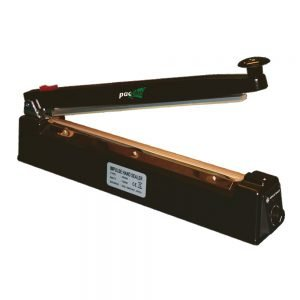 Pacplus 400mm Single Bar Heat Sealer/Cutter