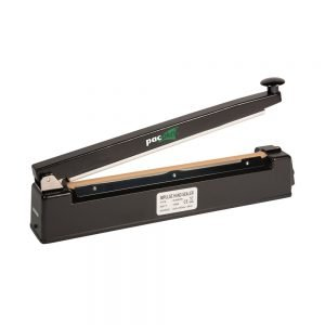 Pacplus 400mm Round Wire Impulse Heat Sealer