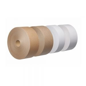 Tegrabond 90gsm x 70mm Brown GSO Tape, 200mtr