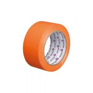 Marcwell Orange 50mm Lane Marking Tape