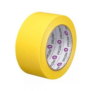 Marcwell Yellow 50mm Lane Marking Tape