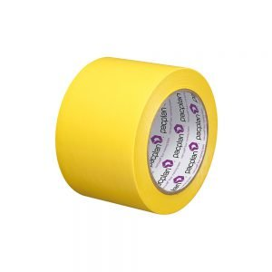 Marcwell Yellow 75mm Lane Marking Tape