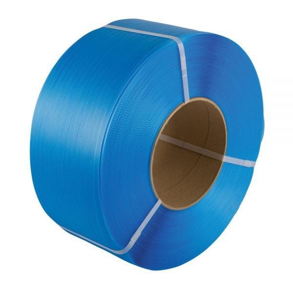 Safeguard Blue 12 x 0.55mm PP Strap, 3000mtr