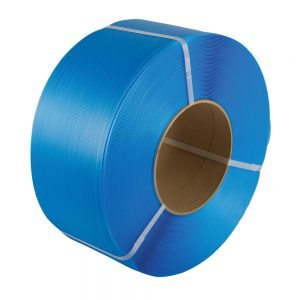 Safeguard Blue 12 x 0.85mm PP Strap, 2000mtr