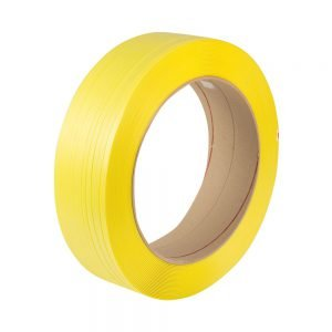 Safeguard Yellow 12 x 0.85mm PP Strap