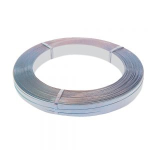 Safeguard Zinc 13mm Mill Wound Steel Strap