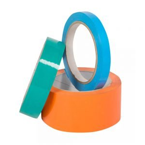 Pacplus 50mm Orange Vinyl Tape