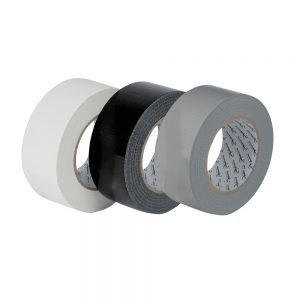 Pacplus Black 90mm Cloth Tape