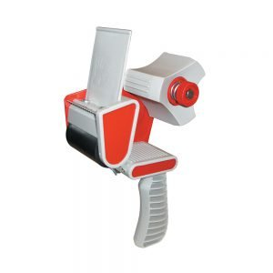 Pacplus 50mm Pistol Grip Dispenser with Rubber Roller