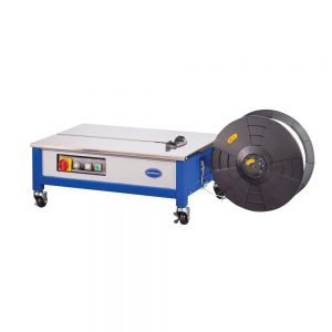Optimax Semi Automatic Low Table Strapper