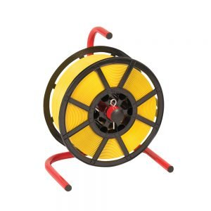 Safeguard Static Strapping Dispenser, PP on plastic reel