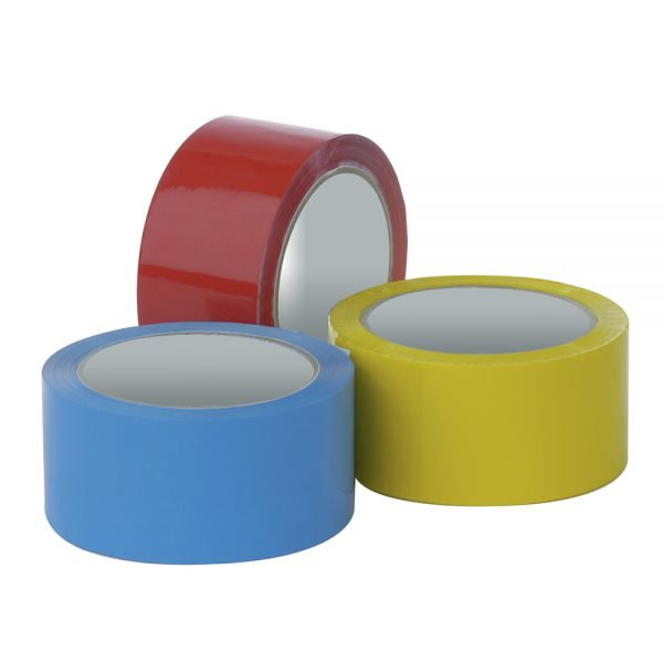 Pacplus Red 50mm Packing Tape