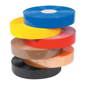 Pacplus Red 48mm Machine Tape