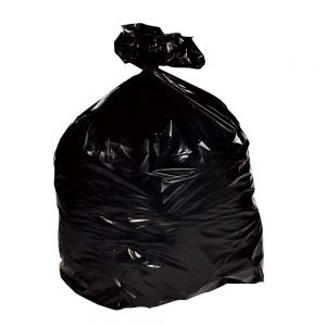 General Purpose Black Refuse Sacks