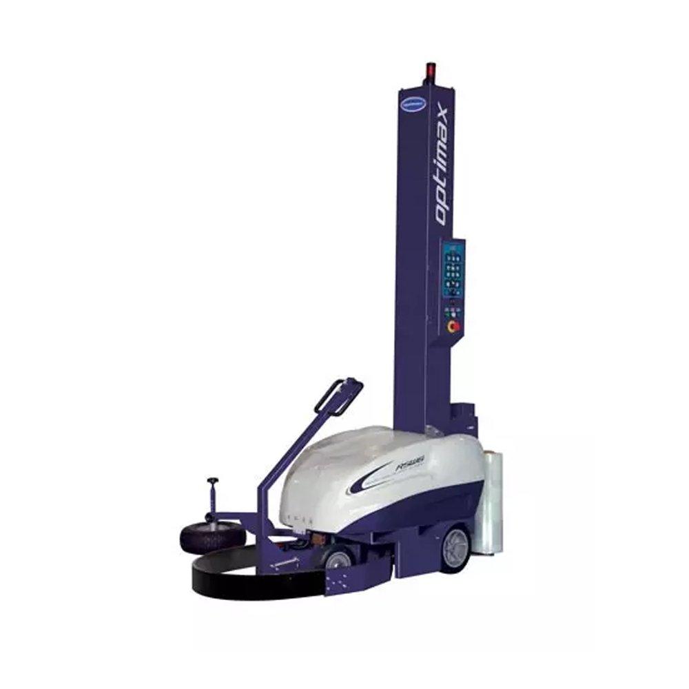 Optimax Robotic Pallet Stretch Wrapper
