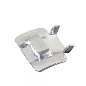 Safeguard 12mm Stainless Steel Buckles