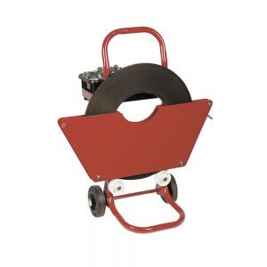 Safeguard Ribbon Wound Dispenser Trolley