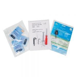 Tenzapac 225 x 315mm Slider Grip Bags, 75mu