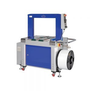 Optimax 12mm Automatic Arch Strapper with Belt Driven Table