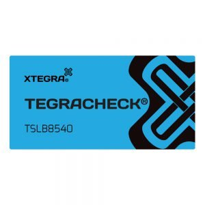 Tegracheck 85 x 40mm Non Transfer Labels