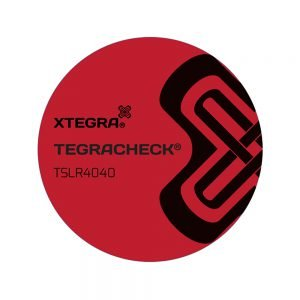 Tegracheck 40mm Round Total Transfer Labels