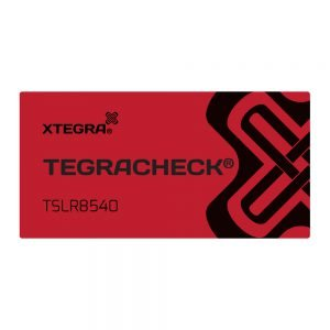 Tegracheck 85 x 40mm Total Transfer Labels