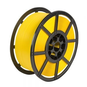 Safeguard Yellow 12 x 0.9mm PP Strap