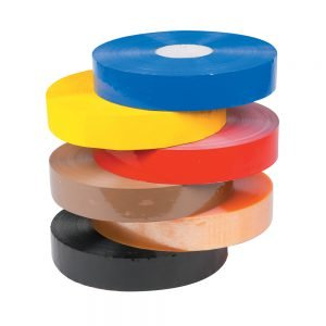 Pacplus Yellow 48mm Machine Tape